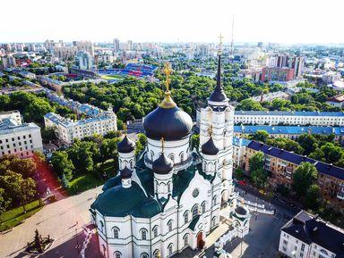 Обзорные и тематические экскурсии в городе Воронеж
