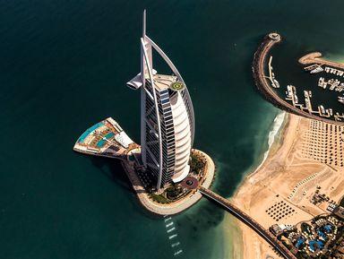 Первые впечатления о Дубае