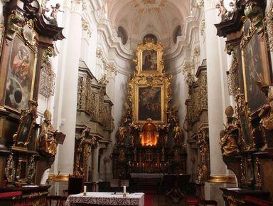Прага в стиле барокко