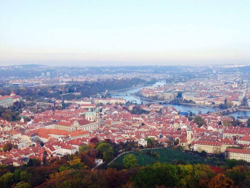 Экскурсия Лучшие панорамы Праги