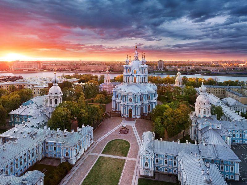 Экскурсия Групповая экскурсия «Таинственный Петербург»