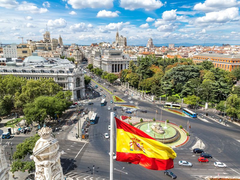 Экскурсия Экспресс Мадрид