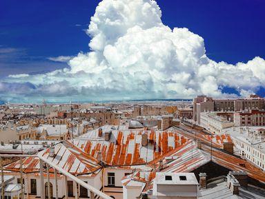 Петербург с крыши