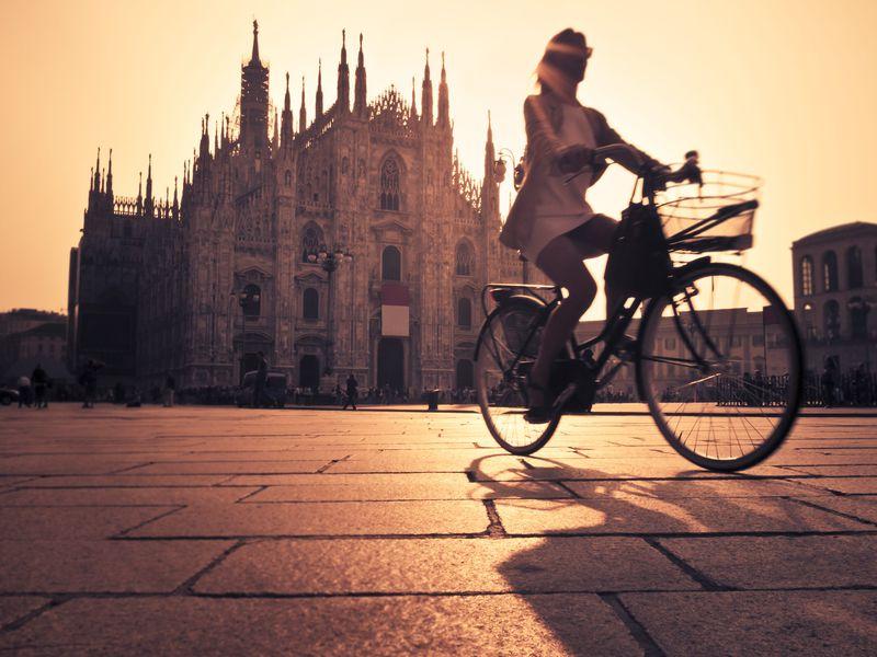 Экскурсия Велопрогулка по такому Милану, которого вы не знаете