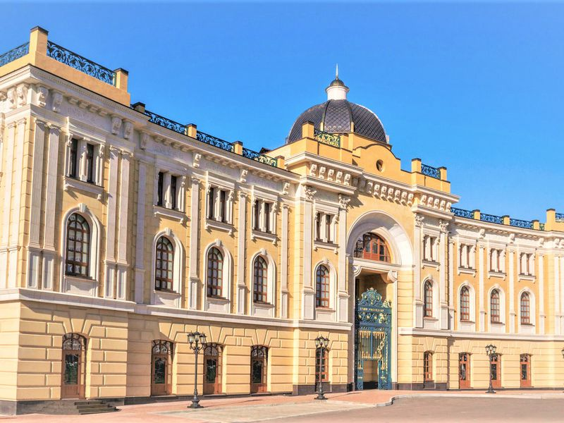 Экскурсия Банный дворец Алексеева
