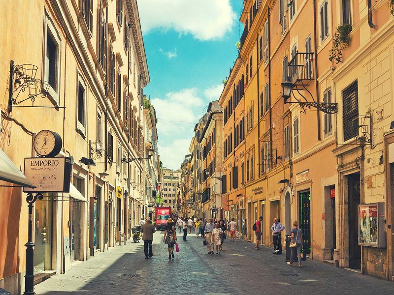 Фото Образы Рима. От Собора Святого Петра до Колизея