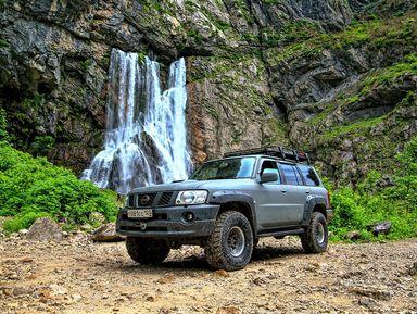 Джип-тур по заповедной высокогорной Абхазии из Сочи!