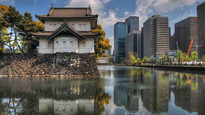 Разнообразный Токио за5часов