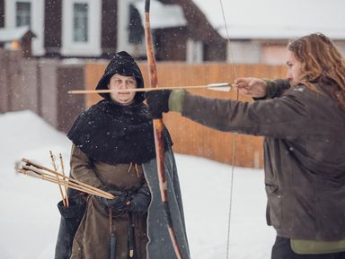 Мастер-класс по стрельбе из лука