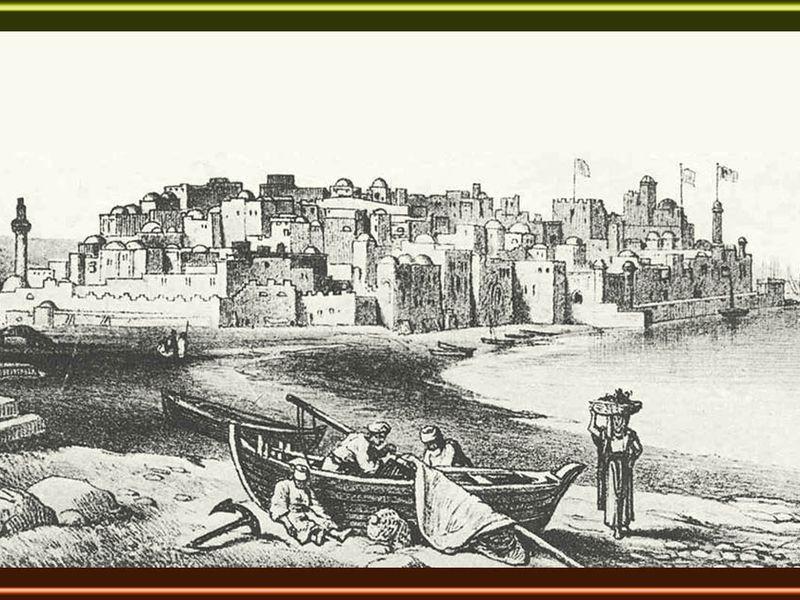 Экскурсия История древнего Яффо и старого Тель-Авива