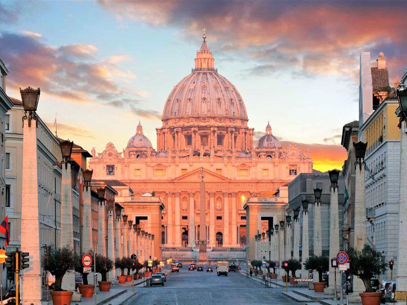 Экскурсия Рим на рассвете: прогулка в мини-группе