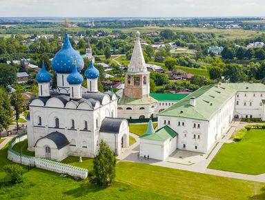 Суздаль— почувствовать пульс Средневековой Руси