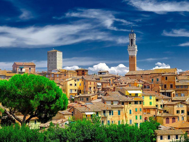 Экскурсия Сиена— готический сон истаринные традиции