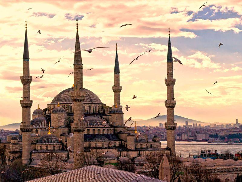 Экскурсия Весь Стамбул за 1 день