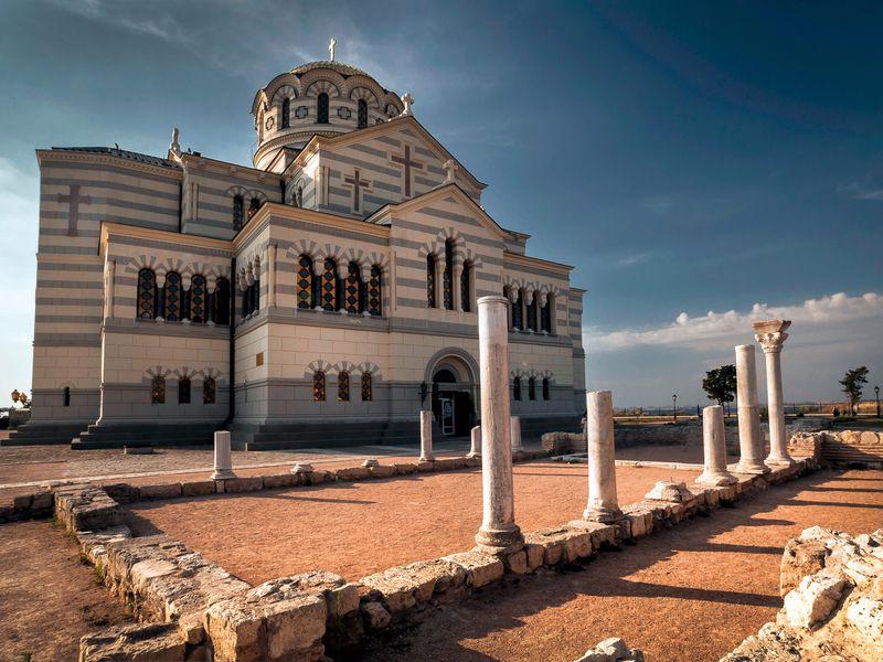 Экскурсия Севастополь — город двух веков