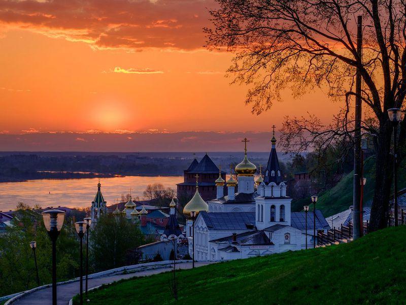 Экскурсия Нижний Новгород — первое знакомство