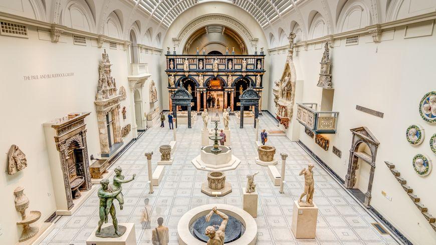 Музей Виктории и Альберта: история стиля