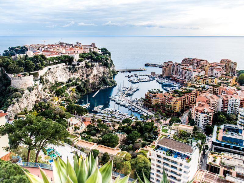 Экскурсия ИзНиццы— вкняжество Монако
