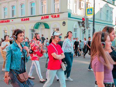 Иммерсивная прогулка по Казани