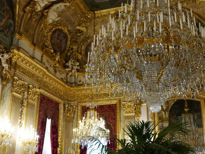 Экскурсия Королевские сокровища Лувра