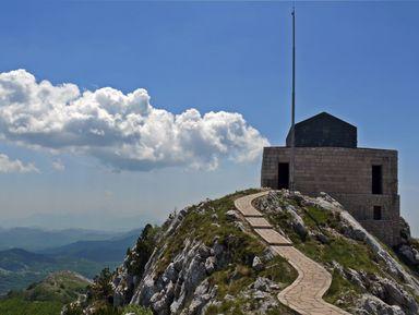 Цетинье. Сердце Черногории