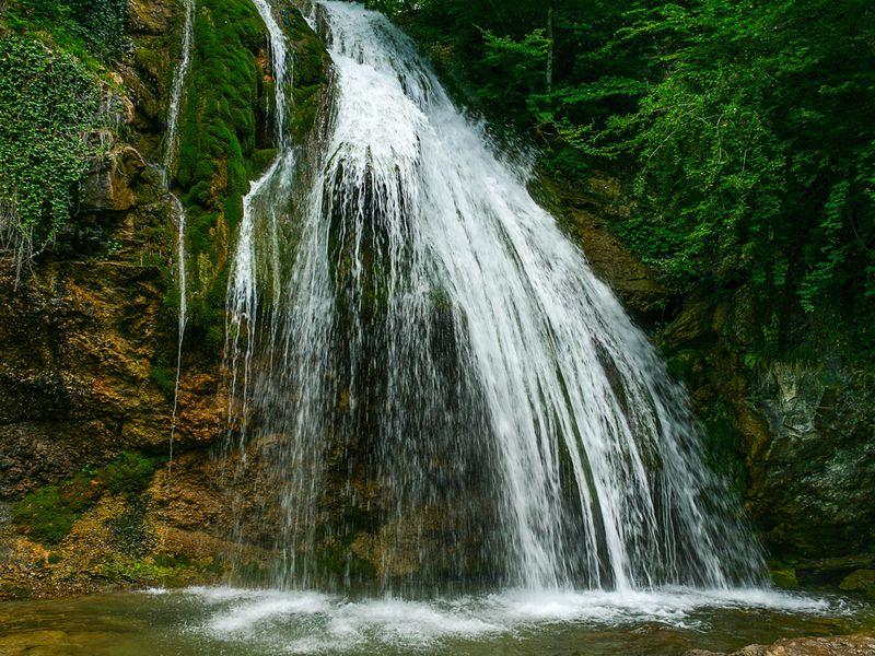 Экскурсия Наедине с природой: водопад Джур-Джур