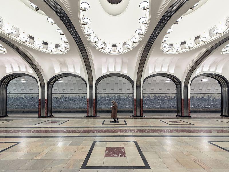 Экскурсия «Дворцы для народа»: новый взгляд намосковское метро