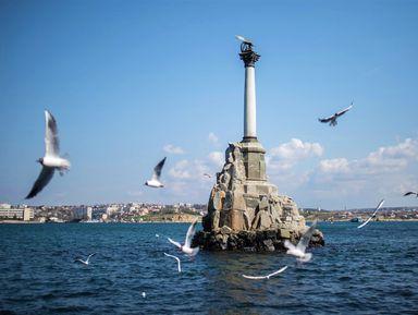 Из Алушты — в Балаклаву и легендарный Севастополь