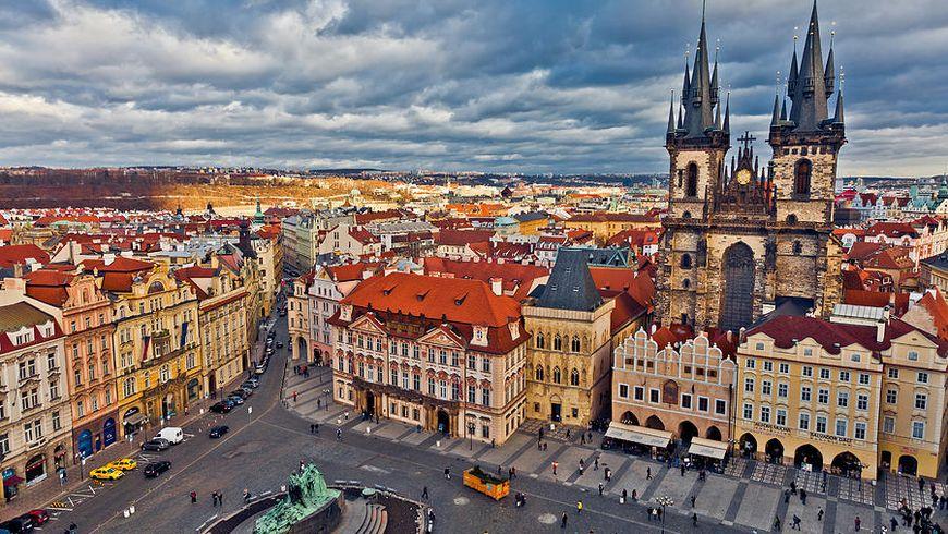 Большая обзорная экскурсия «Вся Прага одним днем»