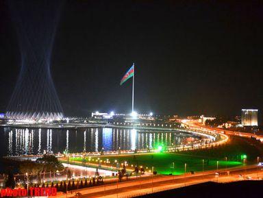 Обзорная автомобильная экскурсия по современному Баку