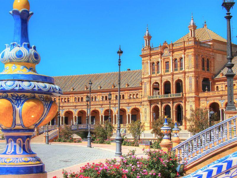 Экскурсия Севильский экспресс — знакомство с городом