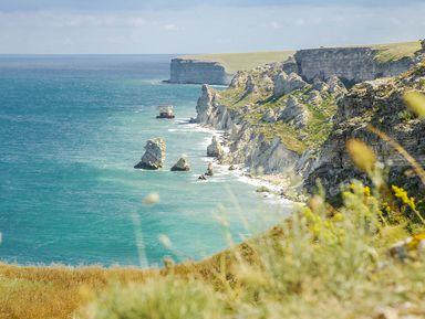 Путешествие позападному Крыму