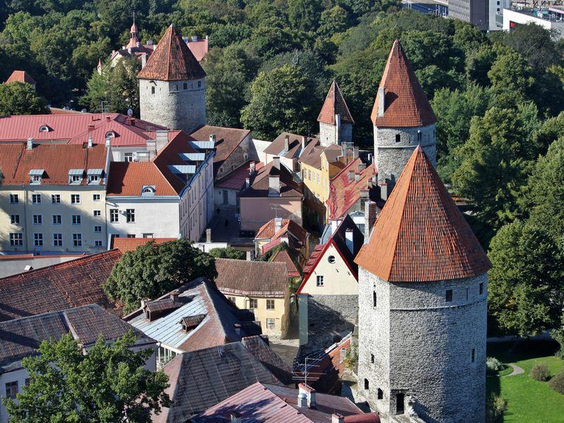 Экскурсия Жизнь средневекового Таллина
