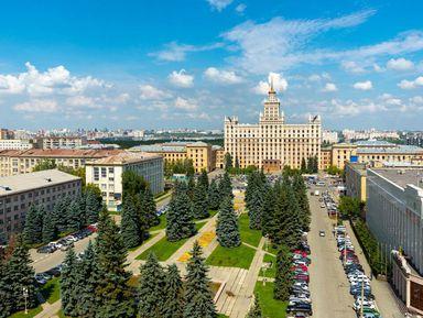 Челябинск, или изСибири наУрал иобратно