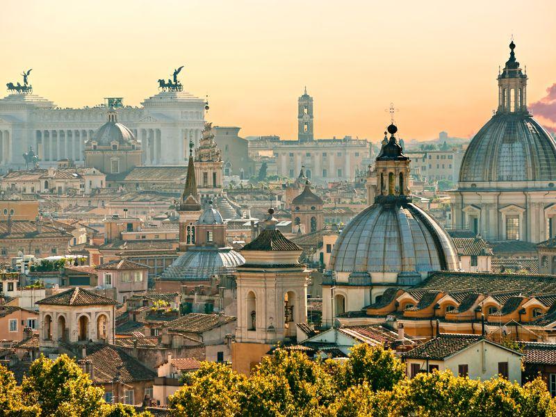 Экскурсия Увидеть Рим и влюбиться