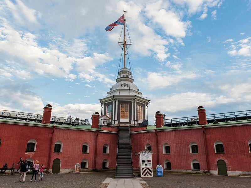 Экскурсия Петропавловская крепость — сердце Российской империи