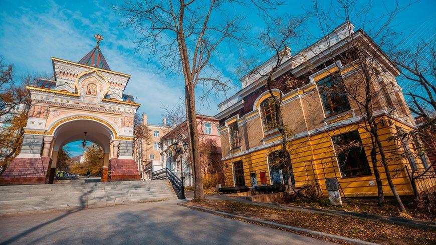Романтические истории старого Владивостока