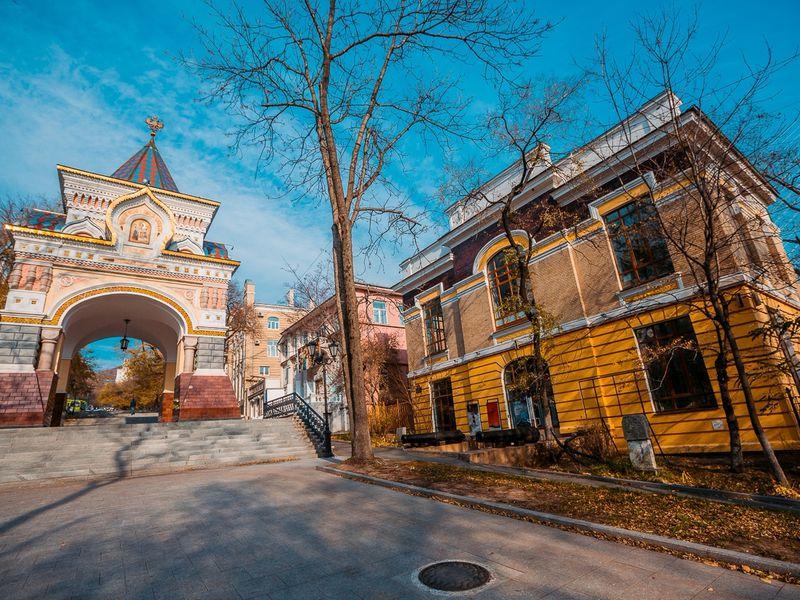 Экскурсия Романтические истории старого Владивостока