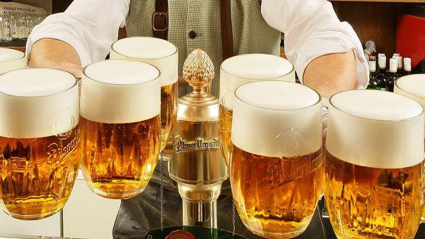 Традиции старинных пражских пивоварен
