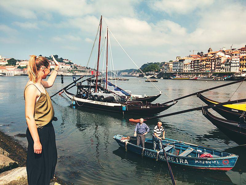 Экскурсия Фотопрогулка по Порту