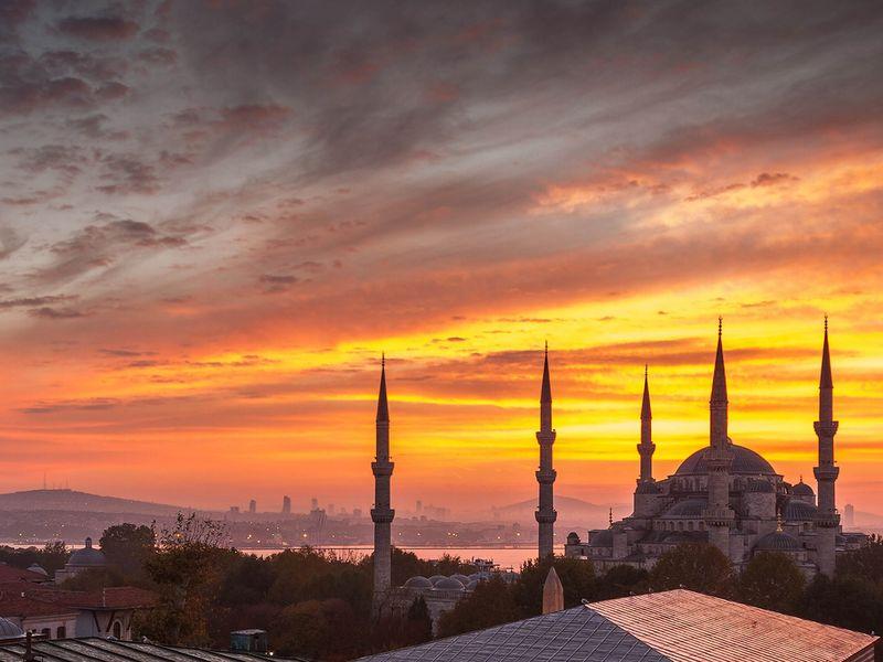 Экскурсия Старый Стамбул и его древности
