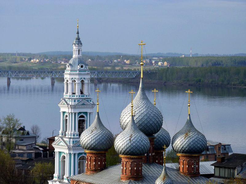 Экскурсия Загадки Костромы