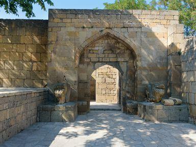 Из Махачкалы — в древний Дербент