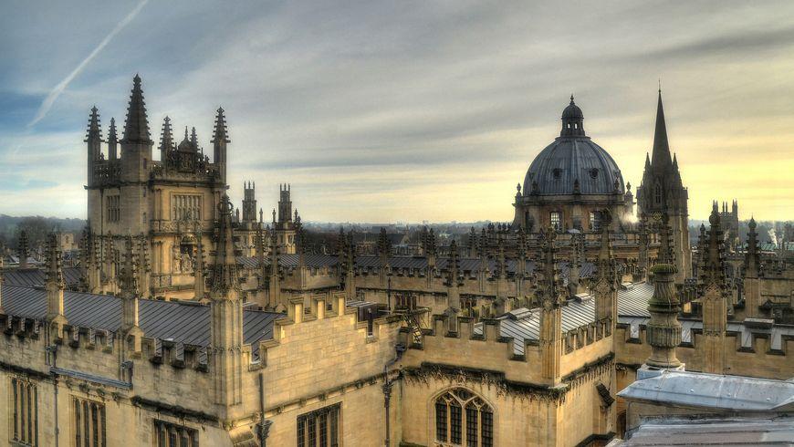 Из Лондона в Оксфорд и обратно!