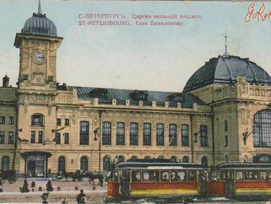 Тайны Витебского вокзала