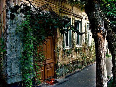 Пешком по улочкам Сергиева Посада
