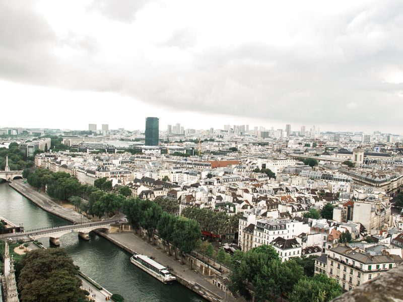 Фото Трансфер «Аэропорт (Шарль-де-Голль, Орли) — Париж»