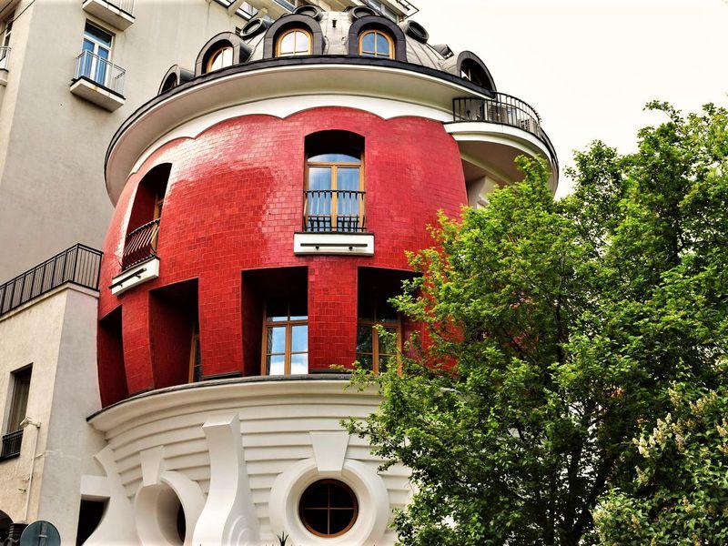 Семь чудесных домов Чистопрудного