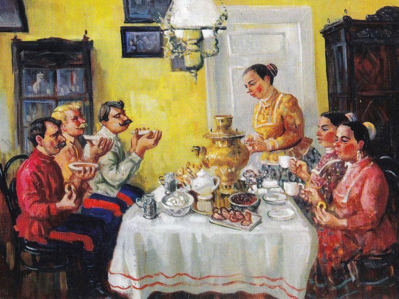 Экскурсия Тульское чаепитие для всей семьи