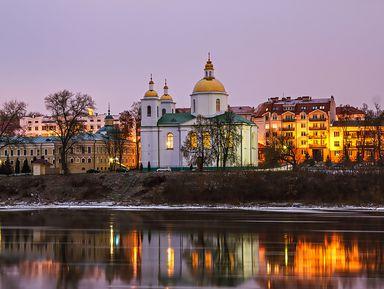 Обзорные и тематические экскурсии в городе Полоцк